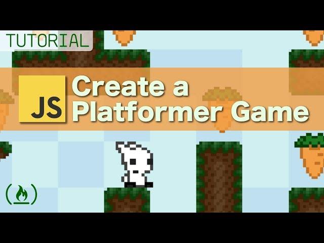 Create a Platformer Game with JavaScript - Full Tutorial