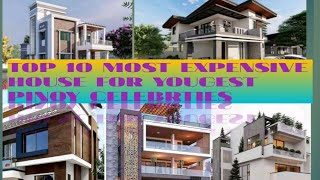 Top 10  most expensive homes of young Pinoy celebrities