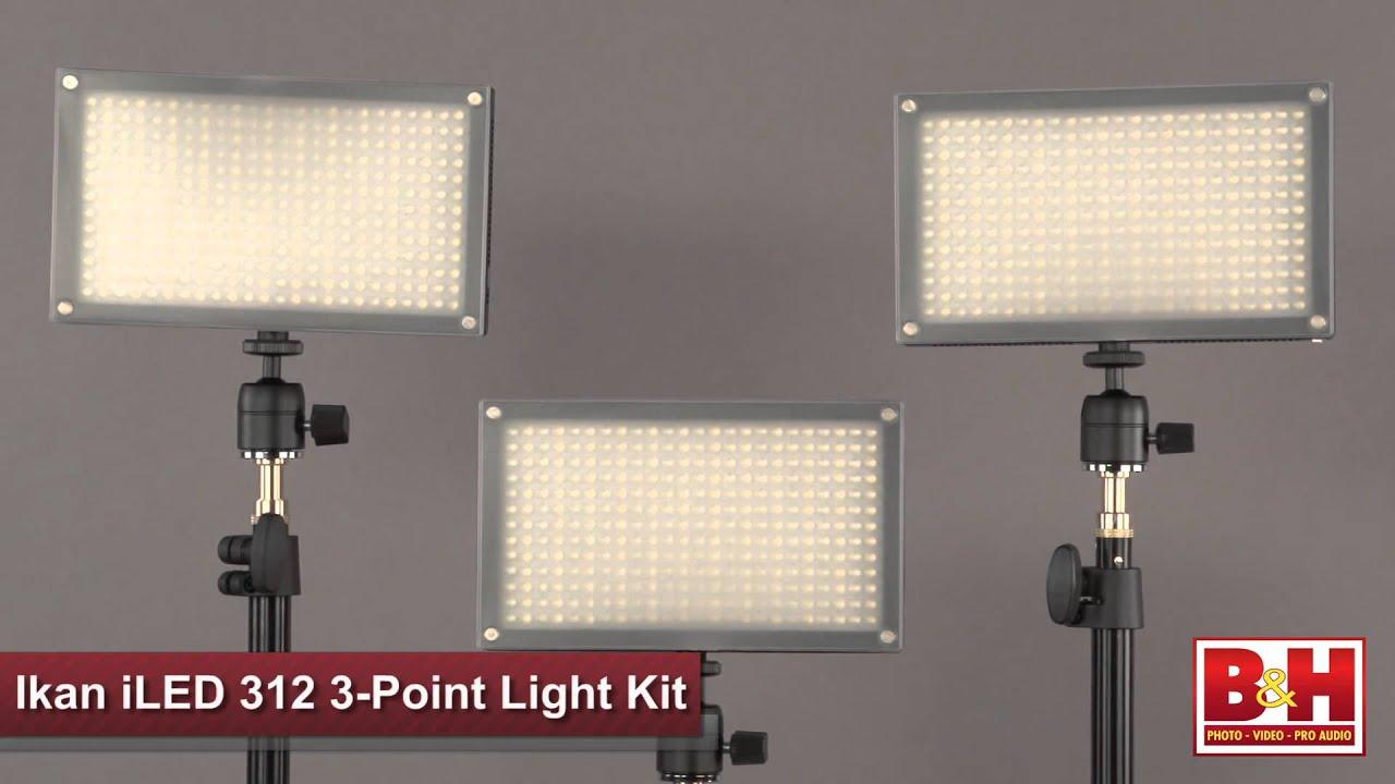 & Three-Point Lighting - YouTube