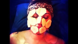 Potato Face Mask ❘ Skin Whitening ❘ Reduce Acne