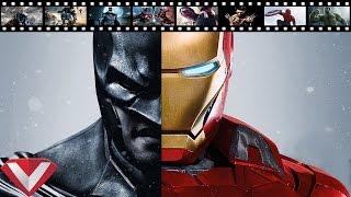 [J - Vreview] Batman vs Ironman -----------------------------------...