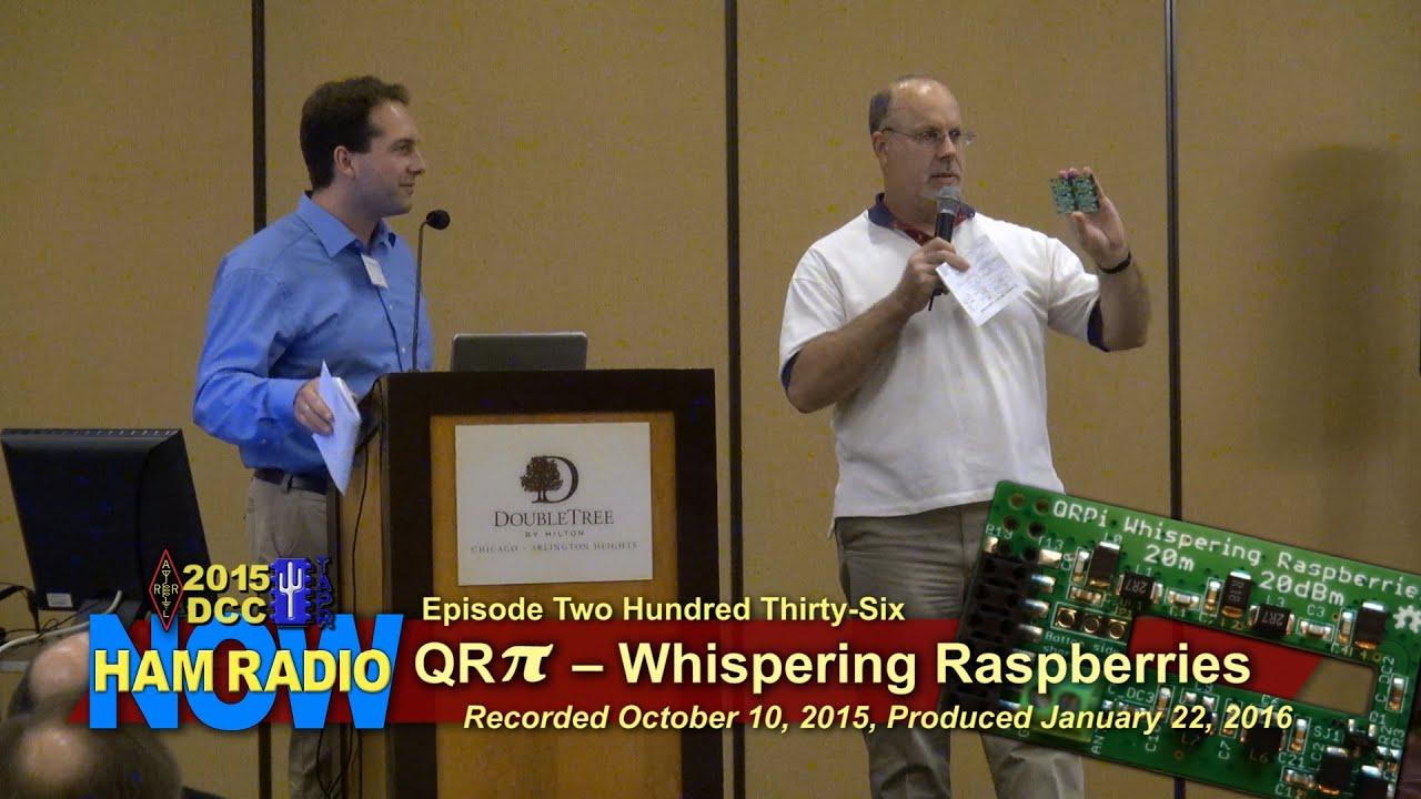 QRPi – WSPR on a Rasbperry Pi ‹ SPARKY's Blog