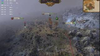 Total War WARHAMMER 2 на слабом ПК