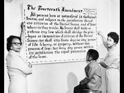 Principals of Nationality in Action: The 14th and 15th Amendment is not necessary for...