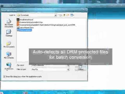 Convert Audiobooks To Any MP3 Device