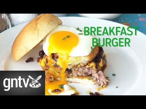 Big Daddy's Breakfast Burger breakdown - GN Guides