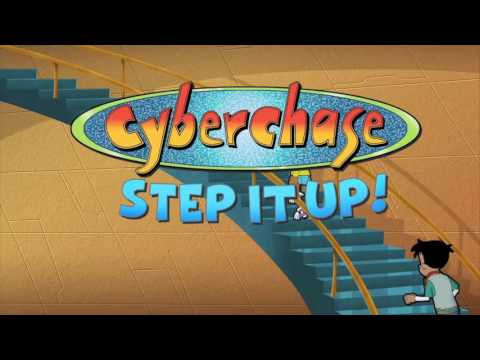 Cyberchase Step it Up Challenge