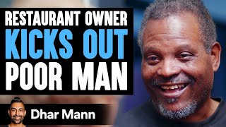 ​Rich Man Kicks Out Poor Man, Instantly Regrets His Decision | Dhar Mann