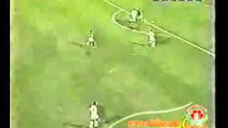 هدف يسري الباشا على الاهلي - نهائي كأس الامير فيصل 2002