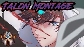 【伊藤】League of Legends   Talon Montage #8   S8 塔隆精華   One Shot