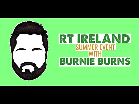 RT Ireland Burnie Burns Event