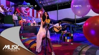 Vierratale - Terlalu Lama  Live At Music Everywhere  *