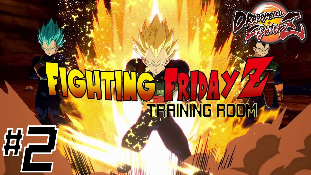 Fighting FridayZ - Training Room #2