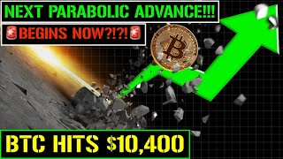 BITCOIN | Next Parabolic Advance Begins NOW?!?!
