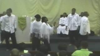 prophetic praise; part 1 of 2 we wait by: juanita bynum