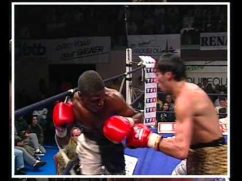 Classic Championship Boxing - Stephane Haccoun vs Mark Smith
