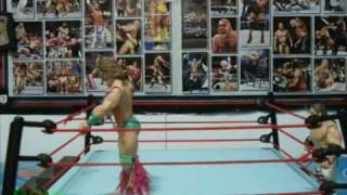 dcw ultimate warrior vs john morrison for ic championship