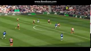 Sunderland 0 - 2 Manchester United Goal Mkhitaryan 09/04/2017