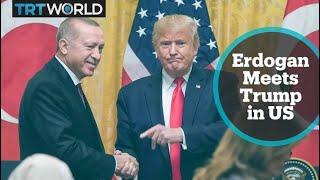 Trump: relationship with Turkey, Erdogan is outstanding
