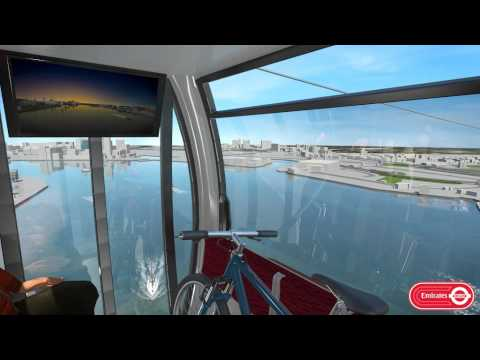 The Emirates Air Line | London cable car | Emirates Airline