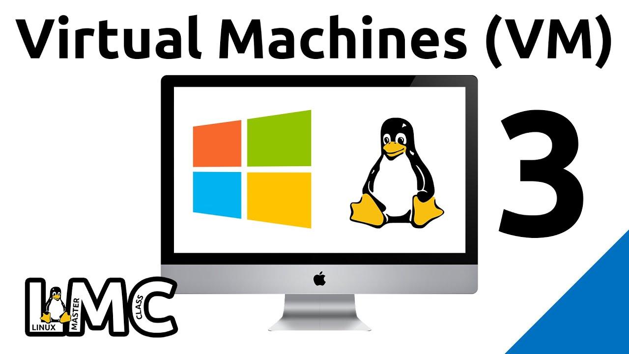 Virtual Machines (VM): Θεωρία + Εγκατάσταση του VirtualBox ...