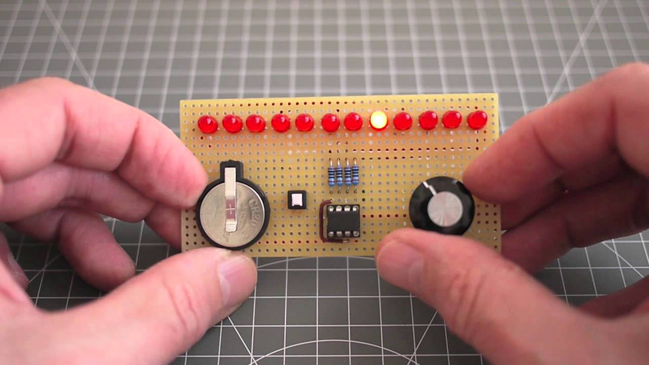 Led Night Light Circuit