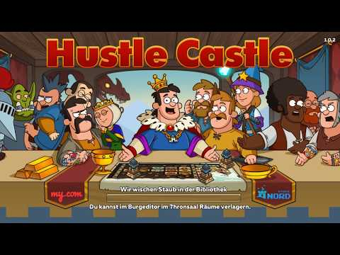 Diamanten Aufgeladen! #06 || Let's Play Hustle Castle | Deutsch | German