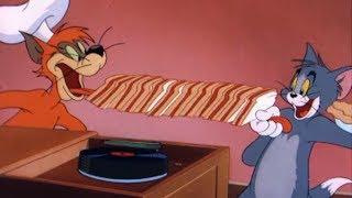 Tom ve Jerry Türkçe Dublaj Çizgi Film izle | Evde Parti [HD]