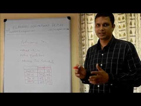 Understanding Advance Tax [Whiteboard Friday]