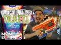 GANANDO NERF MEGA!! CON MILES DE TICKETS - MiniGames en el Mundo Real Ep. 41
