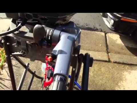 Yamaha F20 SMHA outboard 20hp