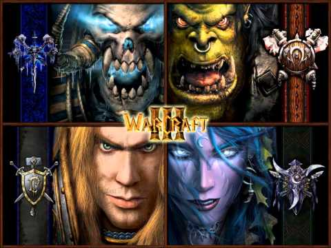 Warcraft 3: Reign of Chaos - Carrion Waves (OST)