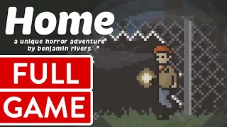 Home: A Unique Horror Adventure [054] PC Longplay/Walkthrough/Playthrough (FULL GAME)