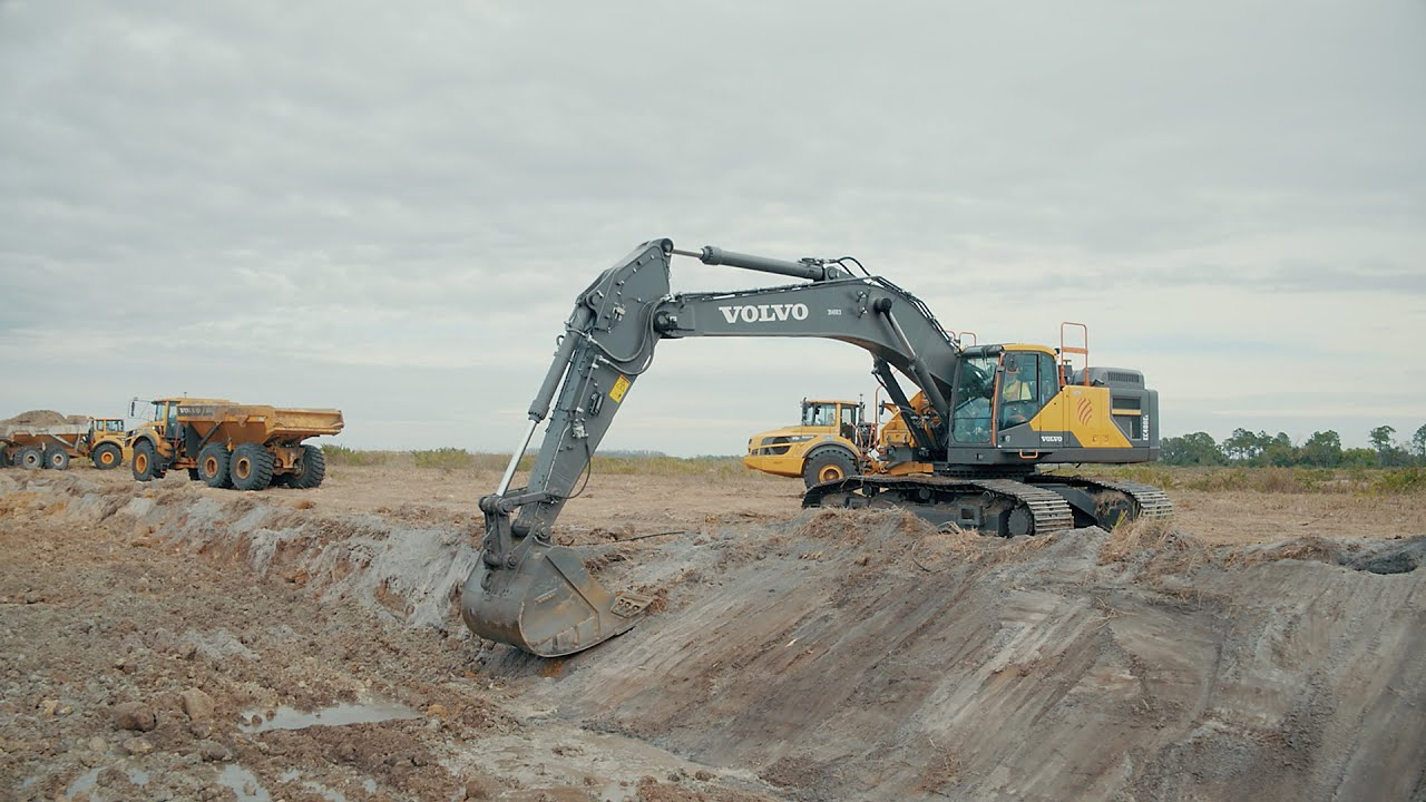 Volvo CE – The Megaproject Listing #10 – Restoring the Everglades
