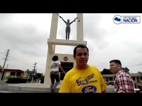 La Chulona #Salvadoreña en #SanSalvador #ElSalvasor-Parte final