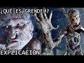 ¿Qué es Grendel? EXPLICACIÓN | El Monstruo Grendel de Beowulf y su Origen EXPLICADO