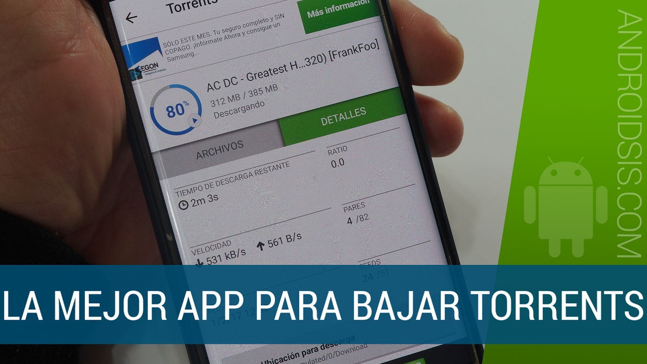 torrents apps