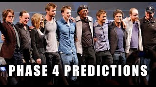 My predictions for Marvel's SDCC Phase 4 panel