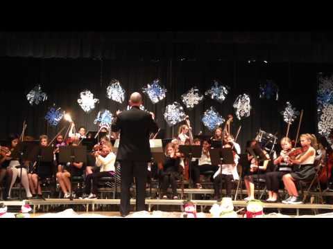 Marston Middle School Orchestra Concert