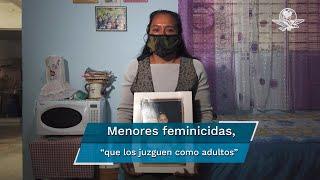 Karen Mosso fue asesinada por Luis Enrique Zaragoza Mosso, su primero. Según información obtenida por EL UNIVERSAL, en el país hay registro de 50 menores de edad que cometieron el delito de feminicidio, pero sólo 23 tuvieron una sentencia condenatoria