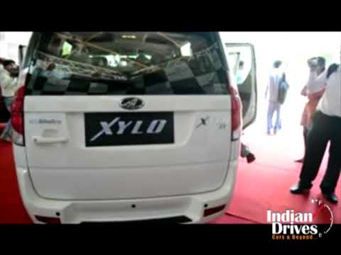 New Mahindra Xylo Walkaround Video