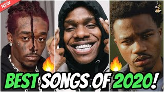 BEST Rap Songs of 2020! (So Far)