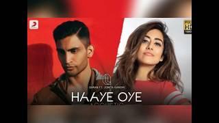 Haaye Oye Cover | Qaran | Jonita Gandhi #jonitagandhi #jonitamusic #haayeoye #elliavram #ashking