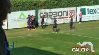 Serie D Girone D Correggese-Villabiagio 1-2