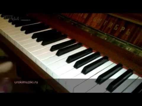 Клавиатуры пианино своими руками