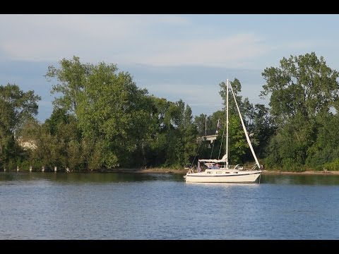 The big bad mississippi river (sailing windfall) ep. 16