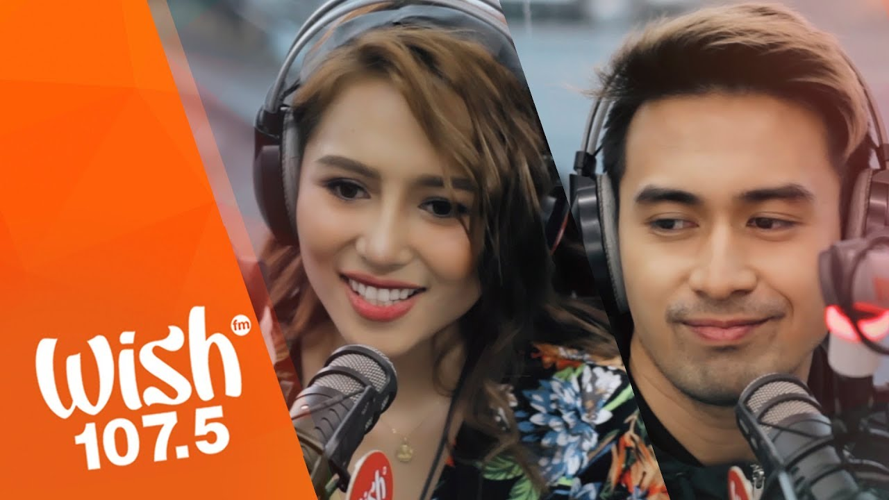 "Young JV (feat. Miho) performs ""123"" LIVE on Wish 107.5 Bus"