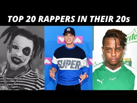 Top 20 Rappers In Their 20s