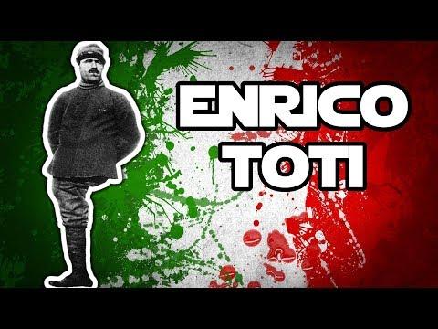 Enrico Toti: L'uomo che divenne LEGGENDARIO solo dopo aver PERSO UNA GAMBA!!