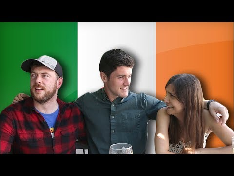 You Know You Are Dating an IRISH Man When...